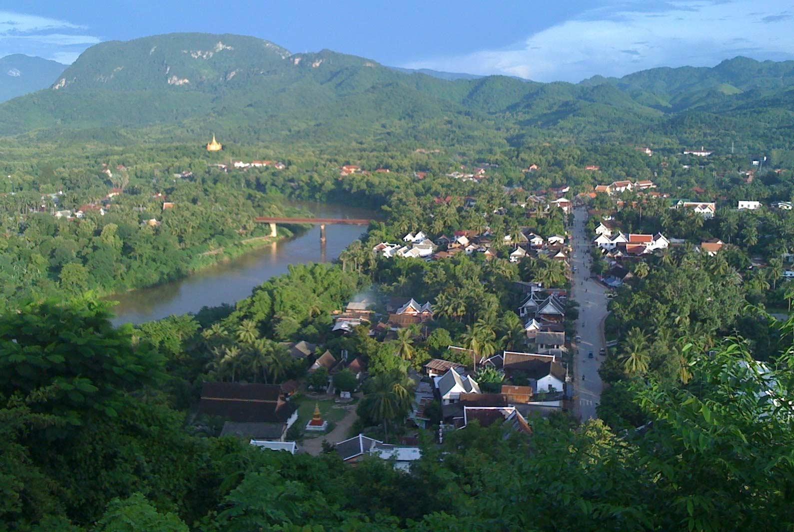 Laos City
